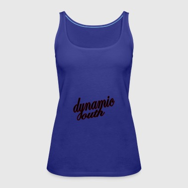 dynamic youth - Women's Premium Tank Top