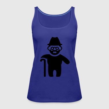 Grandpa - Women's Premium Tank Top