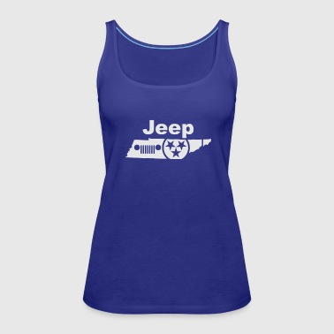 Jeep Tennessee - Women's Premium Tank Top