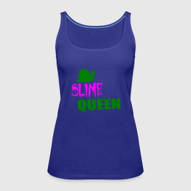 Teen slime queen - Women's Premium Tank Top