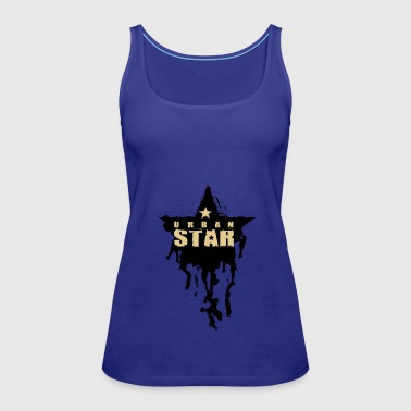 urban star - Women's Premium Tank Top