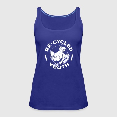 Recycling Recycle - Women's Premium Tank Top