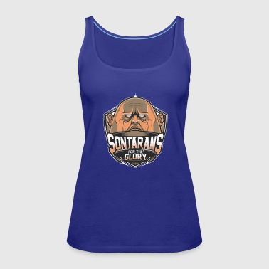DRWSontarans Team - Women's Premium Tank Top