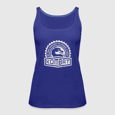 Dragon Kombat - Women's Premium Tank Top