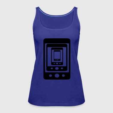 phone phone phone - Women's Premium Tank Top