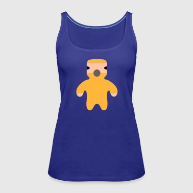 ZippyZoo (Animatronic) - Women's Premium Tank Top