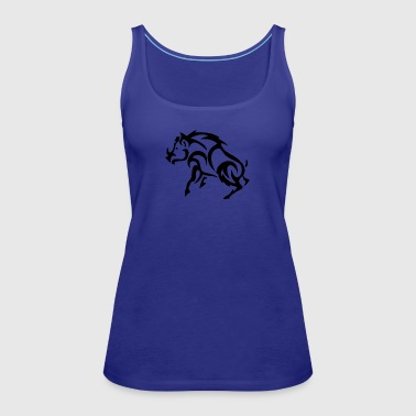 Hog - Women's Premium Tank Top