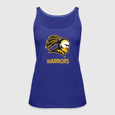Warriors - Women's Premium Tank Top