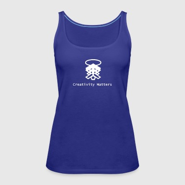 Creative - Women's Premium Tank Top