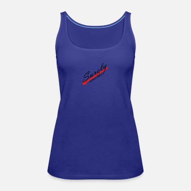 Sure Surely - Women's Premium Tank Top