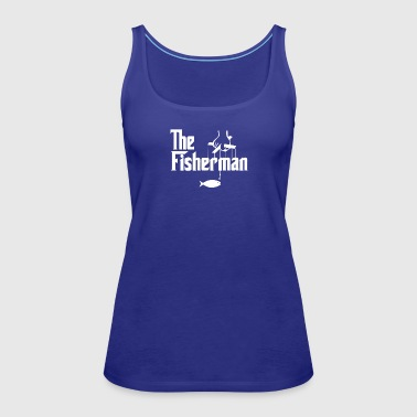 The Fisherman - Women's Premium Tank Top