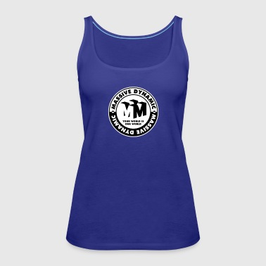 Massive Dynamic - Women's Premium Tank Top