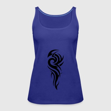Tribal tattoo - Women's Premium Tank Top