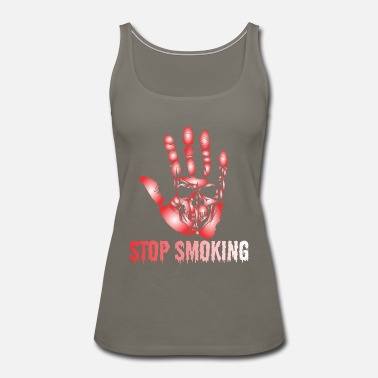 Smoking No Smoking - Women's Premium Tank Top