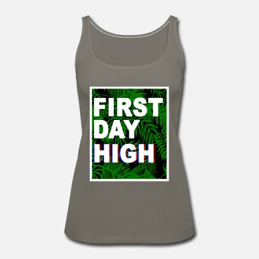 First Day Of School First day of school - Women's Premium Tank Top