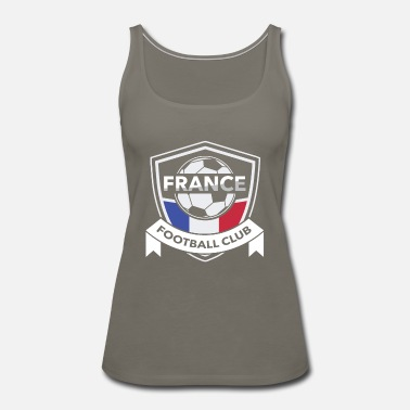 Football Club France Football Club - Women's Premium Tank Top