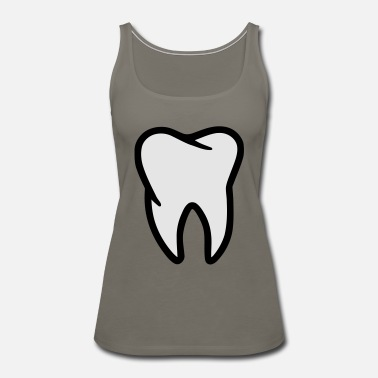 Tooth Tooth - Women's Premium Tank Top