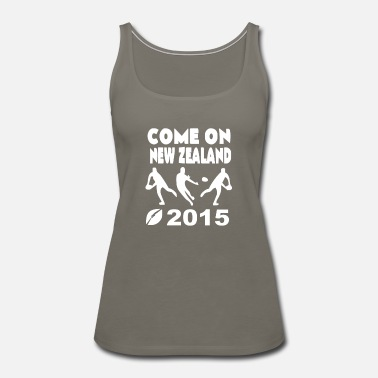 World-cup Rugby World Cup 2015 - Women's Premium Tank Top