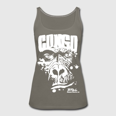 Congo - Women's Premium Tank Top