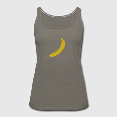 Banana - Women's Premium Tank Top