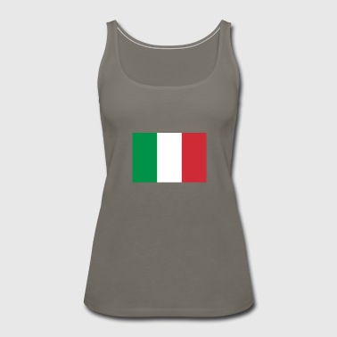 Males Italy clothing - Women's Premium Tank Top