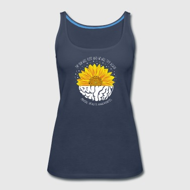 Rising-sun The Sun Will Rise And We Will Try Again Mental - Women's Premium Tank Top