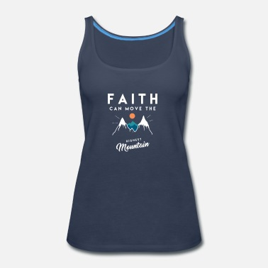 Christian Christian Quote - Women's Premium Tank Top