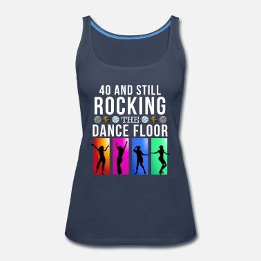 Shop Dance Floor Tank Tops online | Spreadshirt
