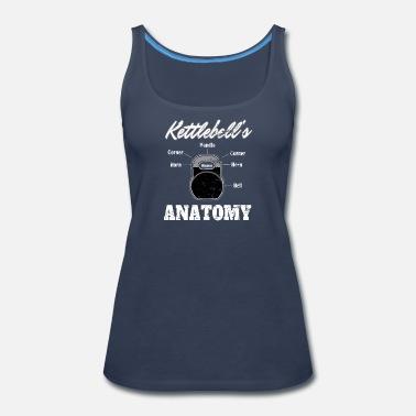 SoRock Kettlebell Damen Workout Tank Top Mehrfarbig