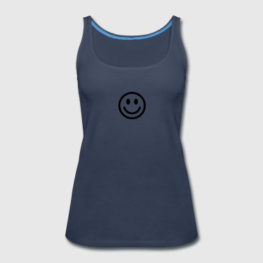 smile - Women's Premium Tank Top