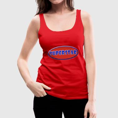 Superstar - Women's Premium Tank Top