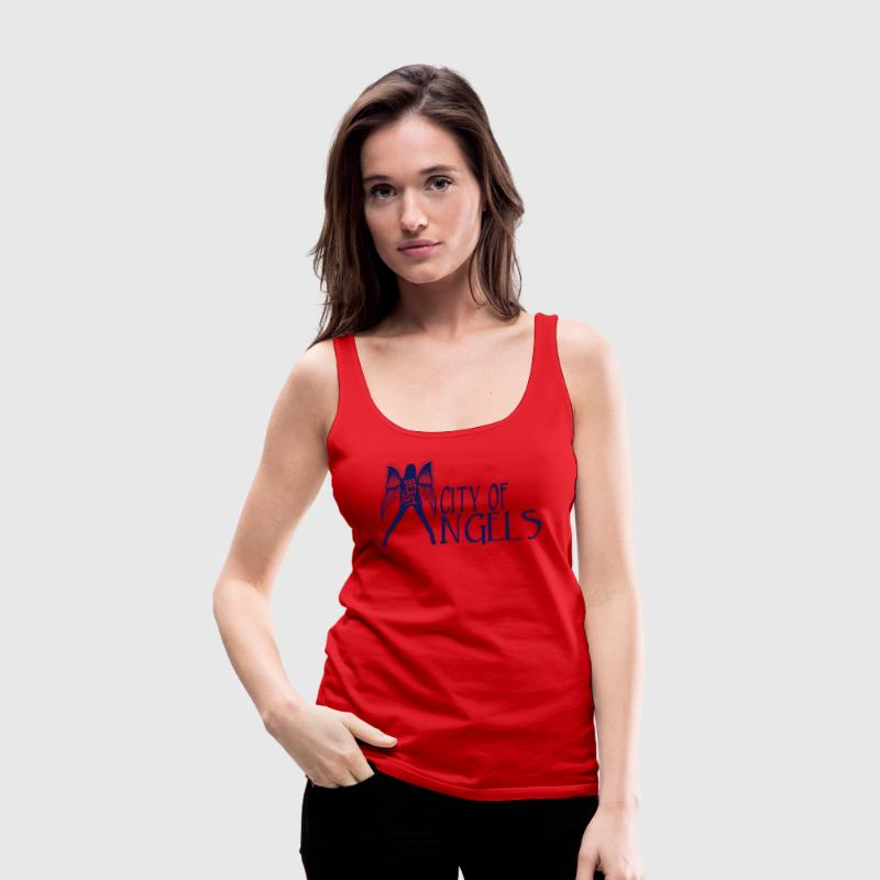 City of Angels - Women's Premium Tank Top