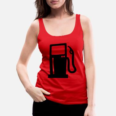Gas Station Gas station - Women's Premium Tank Top