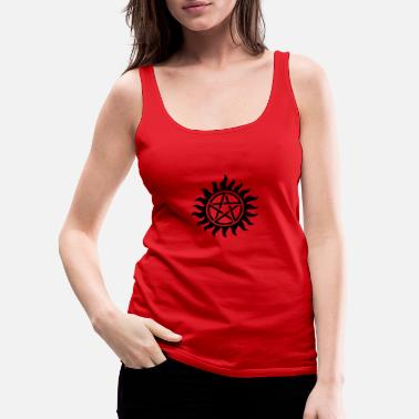 Supernatural Supernatural Tattoo - Women's Premium Tank Top