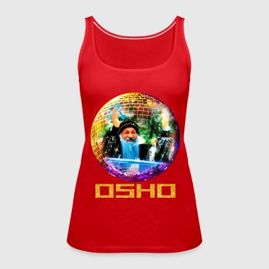 Osho_Celebration_Disco - Women's Premium Tank Top