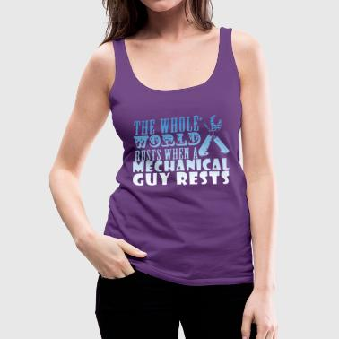 the whole world - Women's Premium Tank Top