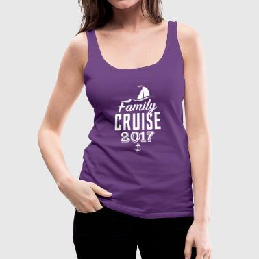 Family Cruise - Women's Premium Tank Top
