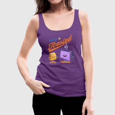 Nicely Toasted - Women's Premium Tank Top
