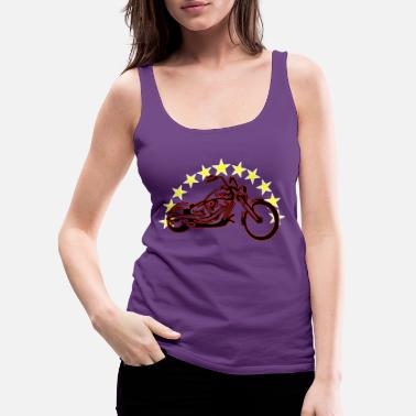 Chopper Chopper - Women's Premium Tank Top