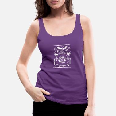 Supernatural A very Supernatural - Women's Premium Tank Top