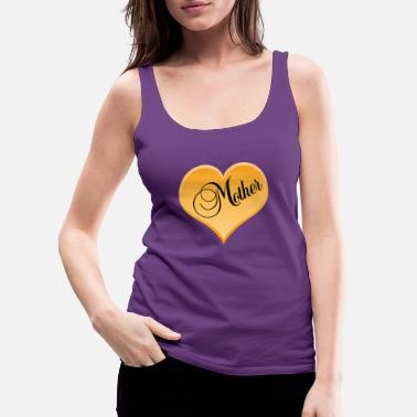 Mothers Day mother / Mothers Day - Women's Premium Tank Top