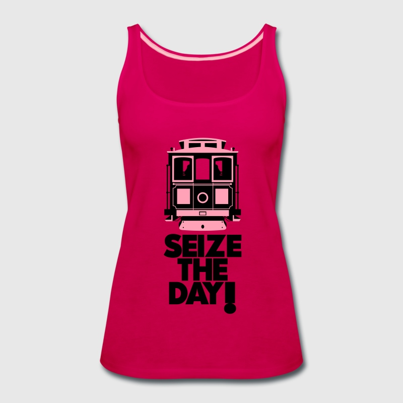 SEIZE THE DAY - Women's Premium Tank Top