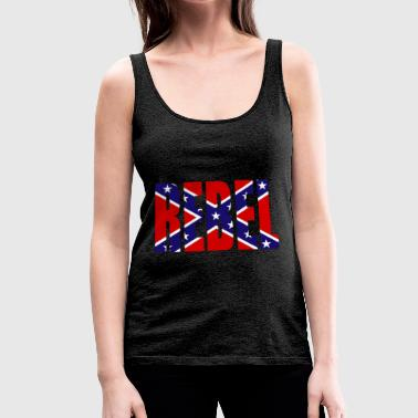 Rebel - Women's Premium Tank Top