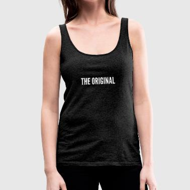 The original - Women's Premium Tank Top
