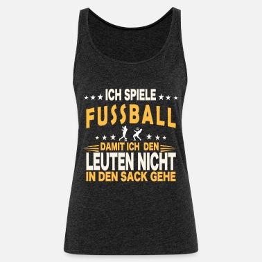 Fussball Fussballer Shirt Ich Spiele Fussball Women S Rolled