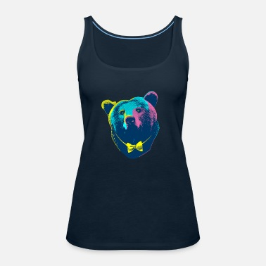 Grizzly Grizzly - Women's Premium Tank Top