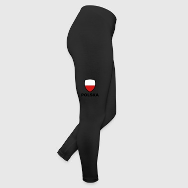 National Flag of Poland - Leggings