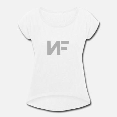 Nfs NF - Women's Roll Cuff T-Shirt