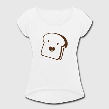 Bread - Women's Roll Cuff T-Shirt