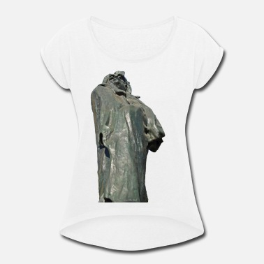 Balzac (.png) - Women's Rolled Sleeve T-Shirt